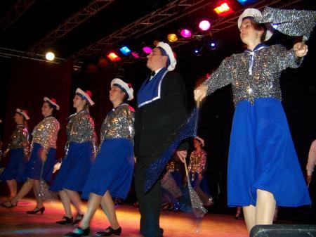 Soirée musicale et dansante 23 octobre 2010